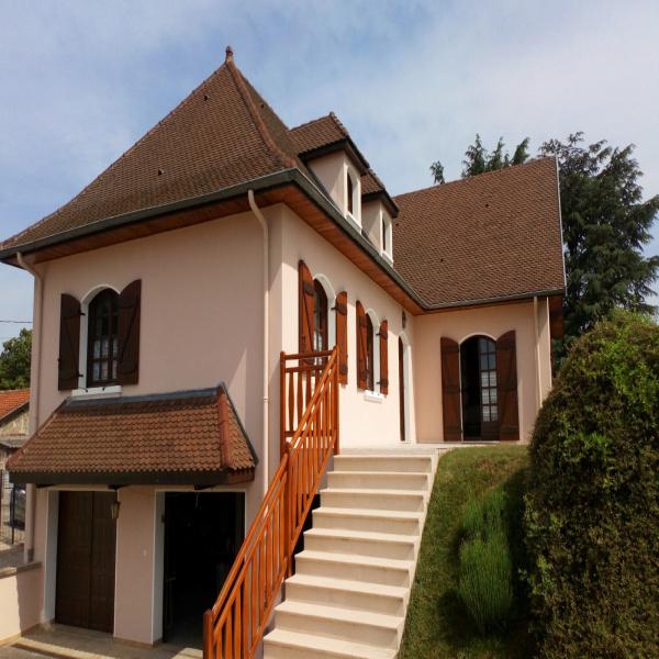 Offres de vente Maison Tignieu-Jameyzieu 38230