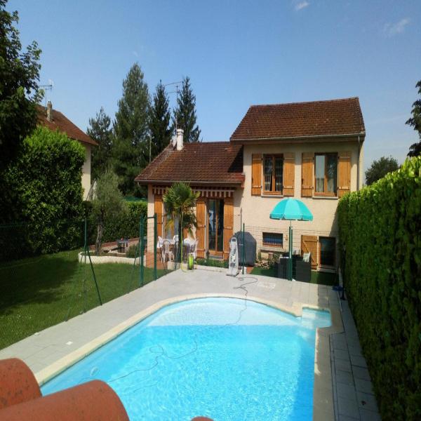 Offres de vente Maison Saint-Romain-de-Jalionas 38460