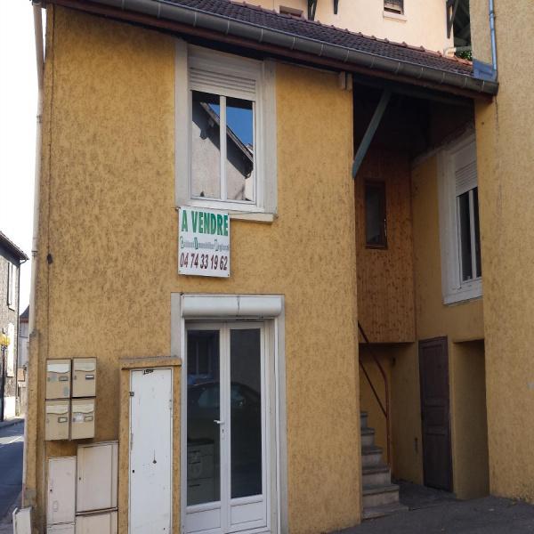 Offres de vente Maison Pont-de-Chéruy 38230